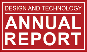 Text stating Annual Report